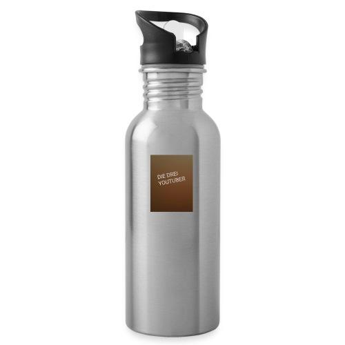 Nineb nb dani Zockt Mohamedmd - Trinkflasche mit integriertem Trinkhalm