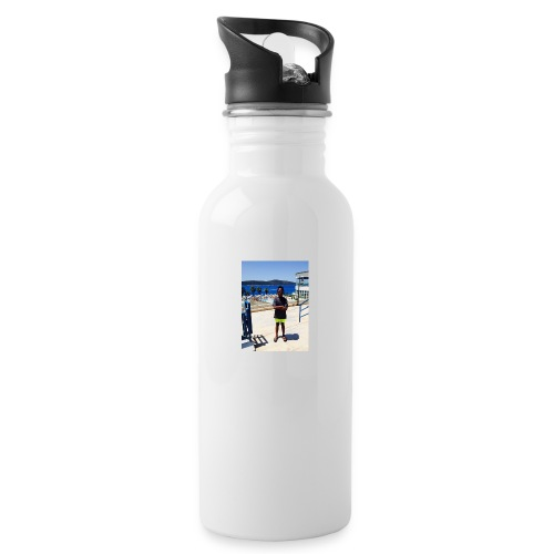 IMG 0717 - Drikkeflaske med integreret sugerør