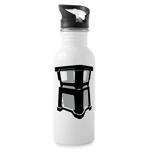 neofust 2 - Water bottle with straw