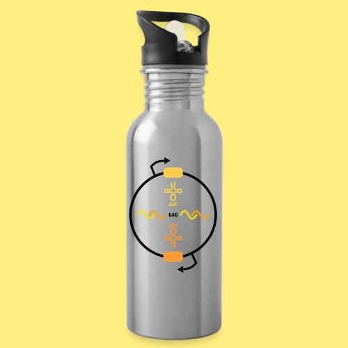 Biocontainment tRNA - shirt men - Drinkfles met geïntegreerd rietje