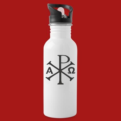 Kompasset-AP - Drikkeflaske med integreret sugerør