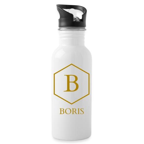 Mug Boris - Gourde avec paille intégrée