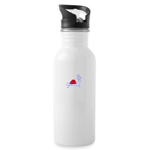 Project 3 - Botella cantimplora con pajita integrada