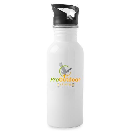 Logo frei png - Trinkflasche mit integriertem Trinkhalm