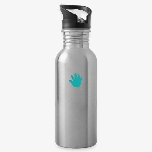 Jones and Fredd - Drikkeflaske med integreret sugerør