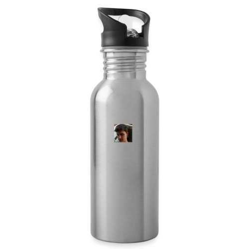 will - Water bottle with straw