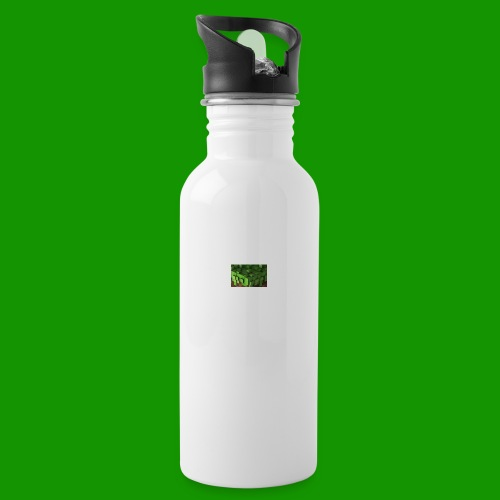 Alpha_Dirt Kissen - Trinkflasche mit integriertem Trinkhalm