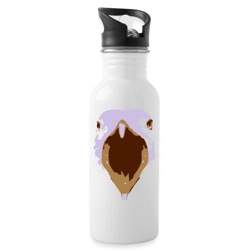 Ballybrack Seagull - Water bottle with straw
