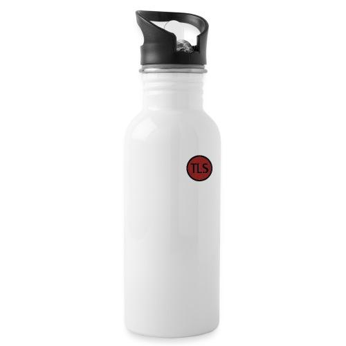 TLSteve - Water bottle with straw