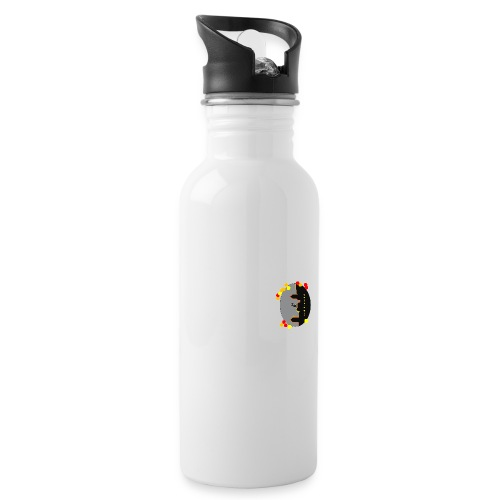 0001 jpg - Trinkflasche mit integriertem Trinkhalm
