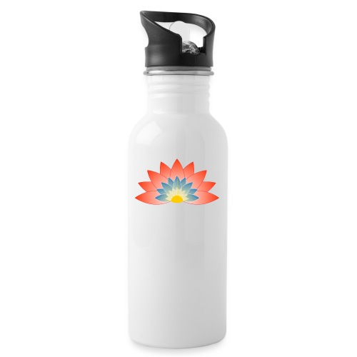 Support Renewable Energy with CNT to live green! - Water bottle with straw