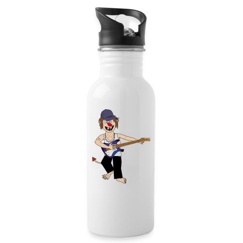Baby trold - Drikkeflaske med integreret sugerør