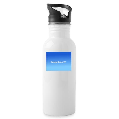 Honey Bears TV Merch - Water bottle with straw