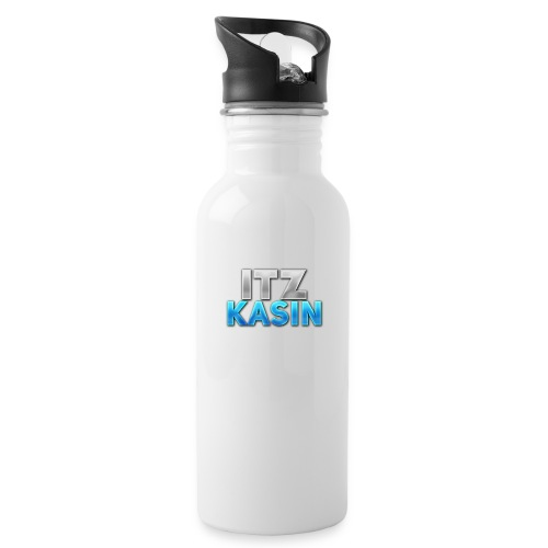 KAPOO png - Water bottle with straw