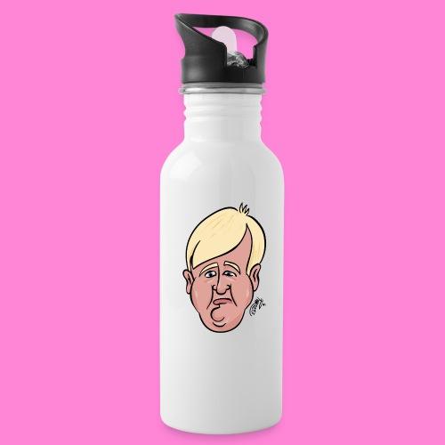 Donald - Drinkfles met geïntegreerd rietje