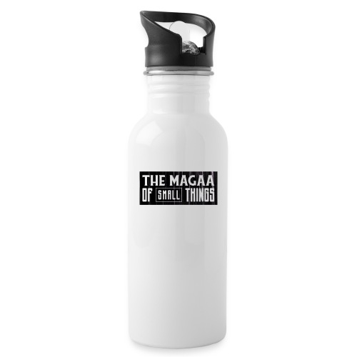 The magaa of small things - Water bottle with straw