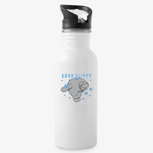 Born Slippy - Vattenflaska med integrerat sugrör