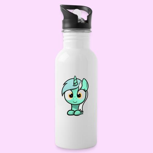 Little Ponny - Gourde avec paille intégrée