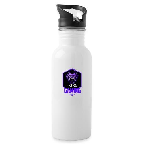 XtR5 quinten - Drinkfles met geïntegreerd rietje