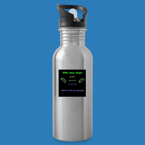 LUISJAKUBINTRO-jpg - Drikkeflaske med integreret sugerør