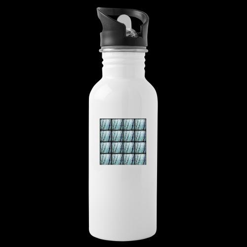 Kangaskassi - Juomapullo, jossa pilli
