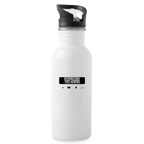VC4000 - Trinkflasche mit integriertem Trinkhalm