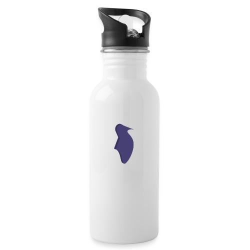 AboveTheChimneys Cover - Drikkeflaske med integreret sugerør