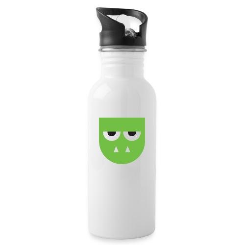 Troldehær - Water bottle with straw