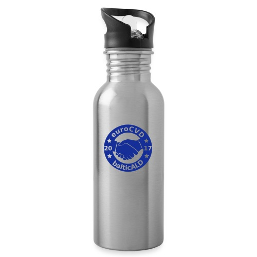 Joint EuroCVD - BalticALD conference mens t-shirt - Water bottle with straw