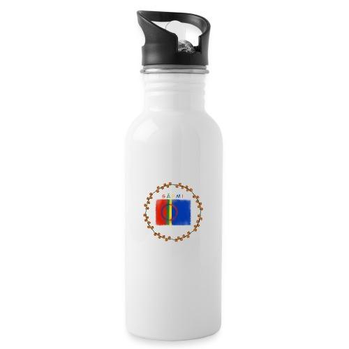 Sapmi - Drikkeflaske med integrert sugerør