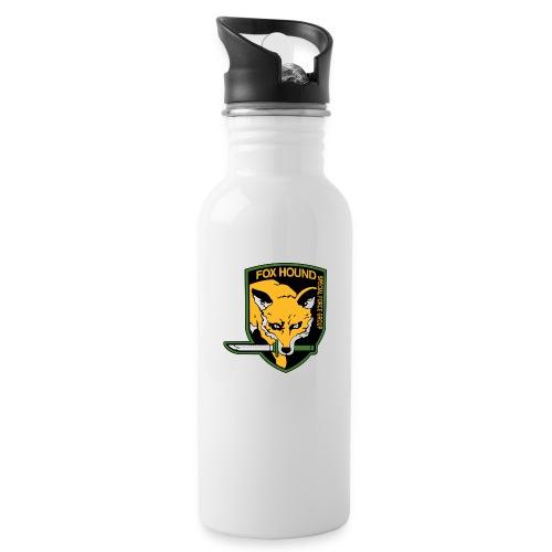 Fox Hound Special Forces - Juomapullo, jossa pilli