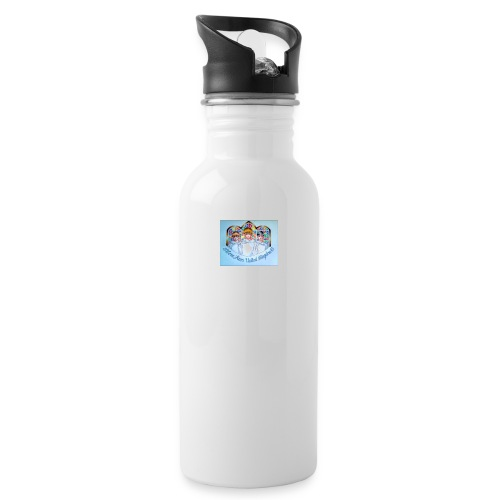 L F UK jpeg - Water bottle with straw