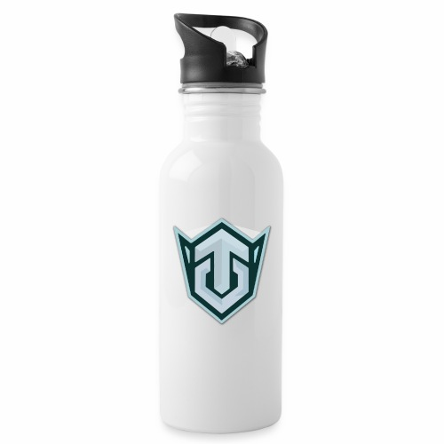 PNG Logo - Water bottle with straw