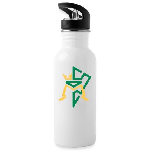 ENL Turku - Water bottle with straw