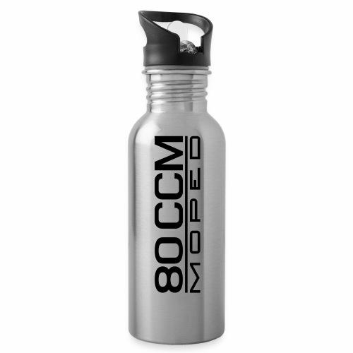 80 ccm Moped Emblem - Water Bottle