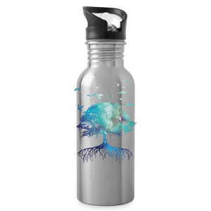 Unisex Hoodie Next Nature - Water Bottle