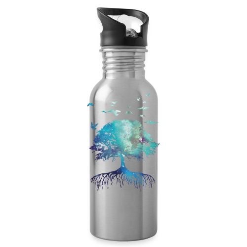 Unisex Hoodie Next Nature - Water Bottle