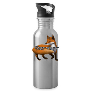 Foxcraft T-Shirts - Water Bottle