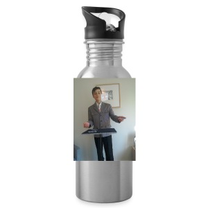 LUKEY MAGIC MERCH - Water Bottle