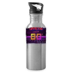 Official product of the 80's clothing - Water Bottle