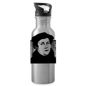 Plain Luther - Water Bottle
