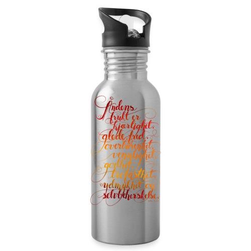 Åndens frukt - Drikkeflaske