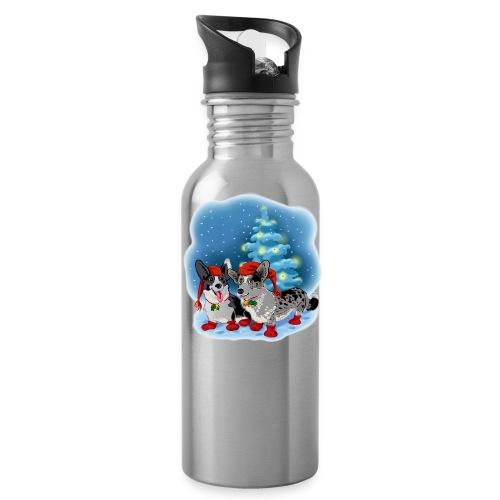 CORGI CHRISTMAS - Drikkeflaske