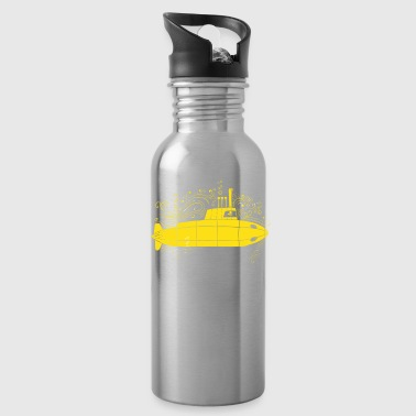 Yellow submarine - Water Bottle