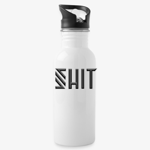 shit - Water Bottle