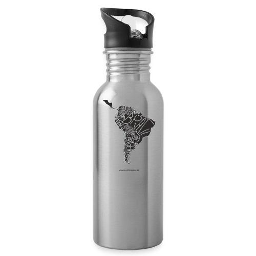Südamerika - Trinkflasche