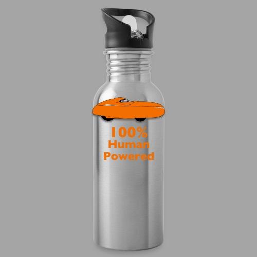 100% human powered - Juomapullot