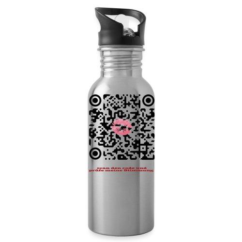 Stimmungsbarometer - Trinkflasche