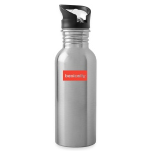 Basically merch - Water Bottle