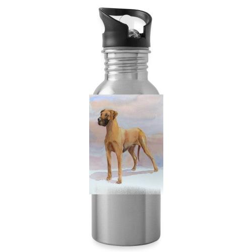 Great Dane Yellow - Drikkeflaske